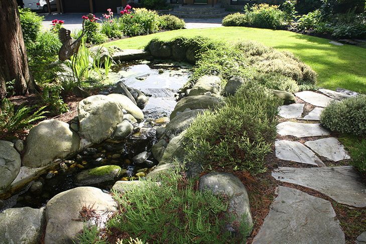 Landscaping Service Greater Victoria Home A J Paulo Landscaping Ltd